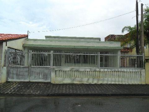 Casa com 2 dormitórios em Praia Grande - Vila Caiçara