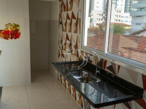 Casa em Condomínio 2 Dormitórios  Praia Grande-Vila Tupi