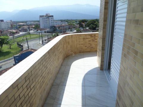 Apartamento Novo 2 Dormitórios sendo 1 suite - Praia Grande - Vila Caiçara