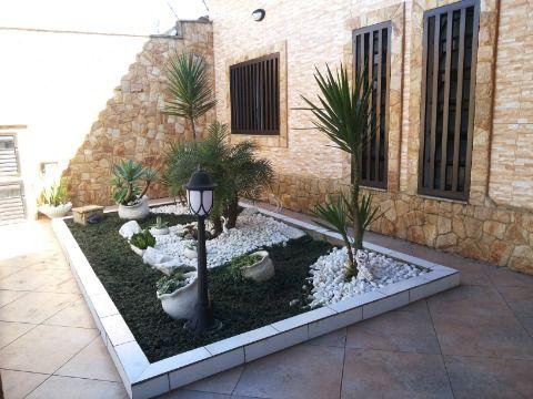Excelente Casa 4 Dormitórios endo 3 suítes em Praia Grande - Jardim Imperador