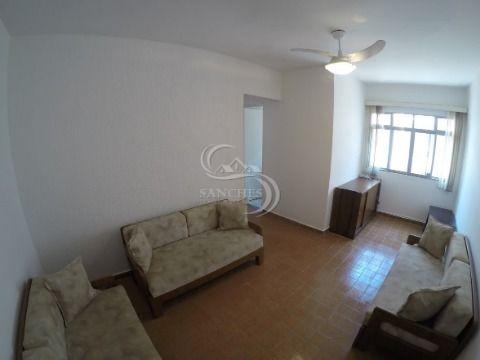 Apartamento em Praia Grande na Vila Guilhermina com 1 dormitório