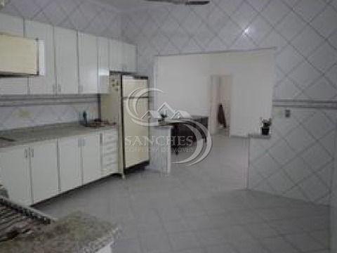 Casa Geminada em Praia Grande  com 3 dormitórios, 2 suítes na vila tupi