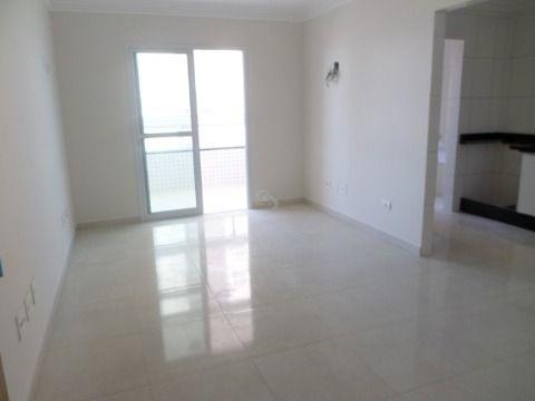 Apartamento 2 dormitórios sendo  1 suíte em Praia Grande - Vila Caiçara