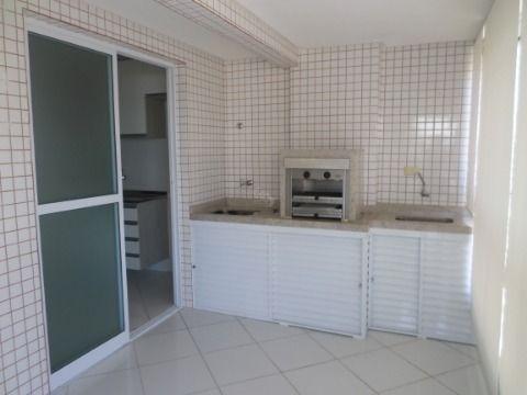 Apartamento 2 dormitórios sendo suíte em Praia Grande - Vila Caiçara