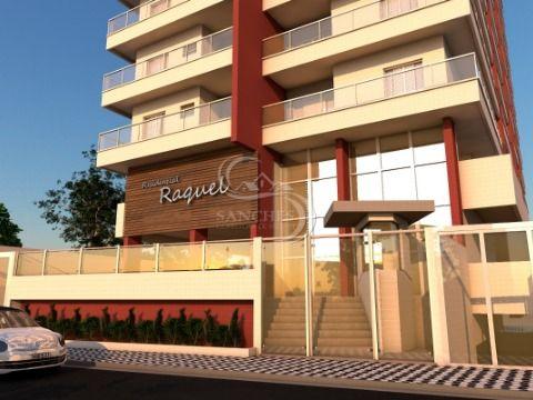 Apartamento 2 Dormitórios sendo 1 suite em Praia Grande- Campo da Aviação
