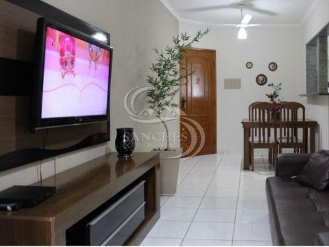 Apartamento 1 Dormitório sendo suite em Praia Grande- Campo da Aviação