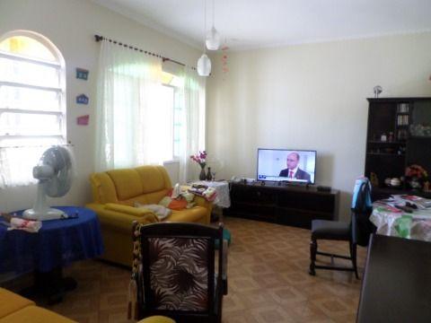 Casa Isolada 3 Dormitórios sendo 1 suite, edicula sobradada em Praia Grande- Jardim Imperador