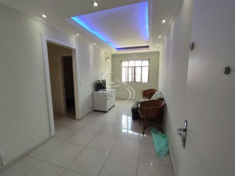 Apartamento 1 Dormitório em Praia grande - Ocean