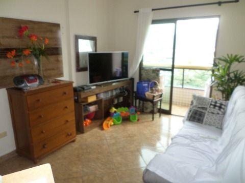 Apartamento  1 dormitório em Praia Grande -  Vila Caiçara