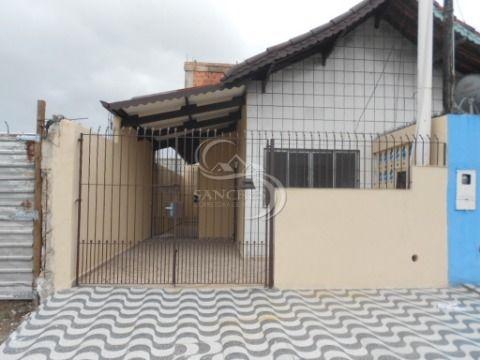 Casa Geminada 1 Dormitório em Praia Grande - Vila Tupi