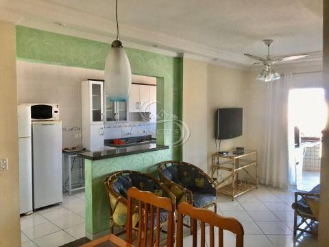Apartamento 1 dormitório na Praia Grande - Vila Tupi