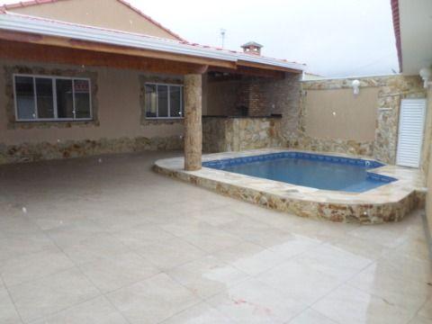Casa 3 dormitórios sendo 3 suítes em Praia Grande Solemar
