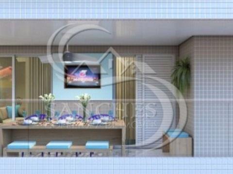 Apartamento 3 dormitórios na Praia Grande - Vila Caiçara