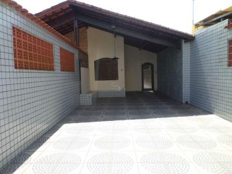Casa 2 dormitórios sendo 1 suite  em Praia Grande Solemar