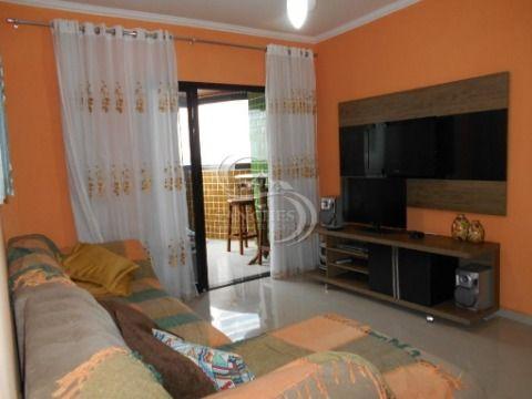 Apartamento 3 dormitórios sendo 1 suite na Praia Grande - Vila Guilhermina