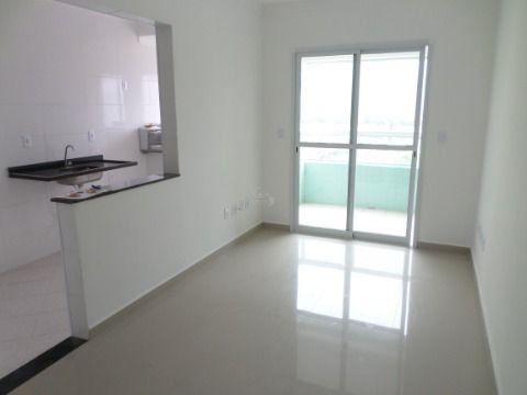 Apartamento 1 Dormitório sendo suite Praia Grande- Balneário Florida