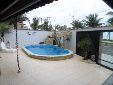 Sobrado 4 dormitórios sendo suítes e 1 master  na Praia Grande - Balneário Flórida
