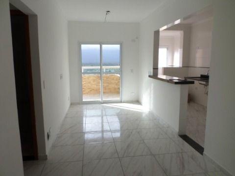 Apartamento Novo 1 Dormitório - Praia Grande - Vila Caiçara