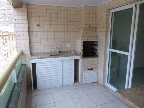 Apartamento 2 Dormitórios sendo 1 suite  - Praia Grande - Vila Caiçara