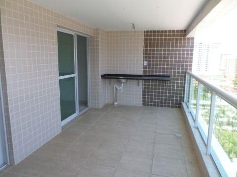 Apartamento 3 dormitórios sendo 1 suite na Praia Grande - Vila Caiçara
