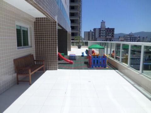 Apartamento 2 dormitórios sendo 1 suite na Praia Grande - Vila Caiçara