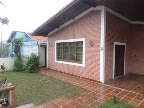 Casa Isolada 2 dormitórios em Praia Grande-  Vila Caiçara