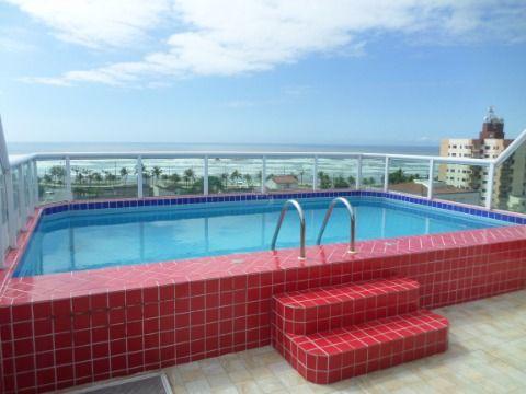Apartamento de 1 dormitório em Praia Grande Vila Caiçara