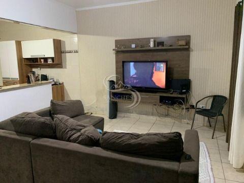 Casa 2 dormitórios na Praia Grande - Vila Mirim
