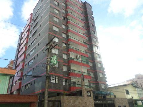 Apartamento 1 Dormitório em Praia Grande - Vila Tupi