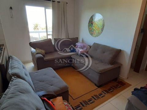 Apartamento 1 Dormitório em Praia Grande - Vila Mirim