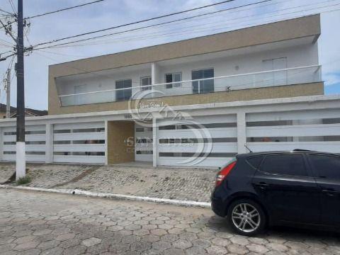 Casa em Condomínio 2 dormitórios em Praia grande - Balneário Maracanã