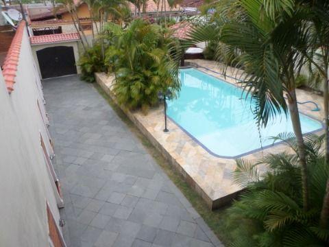 Casa de Ato Padrão 4 Dormitórios sendo 1 suite em Praia Grande - Balneário Florida
