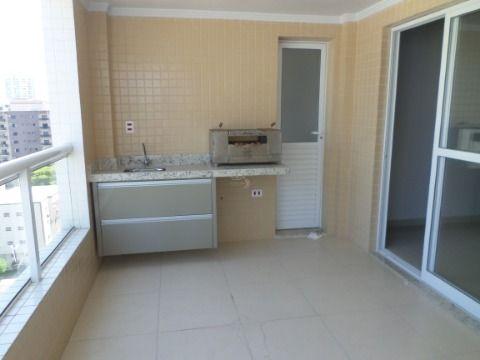 Apartamento Novo 3 Dormitório 2 sendo Suites em Praia Grande - Canto do Forte