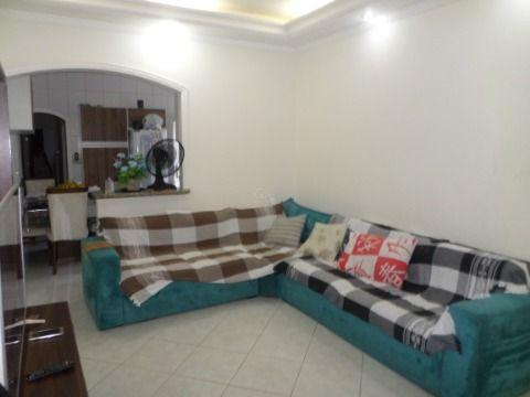 Casa Geminada 2 dormitórios sendo 1 suite em Praia Grande - Vila Caiçara
