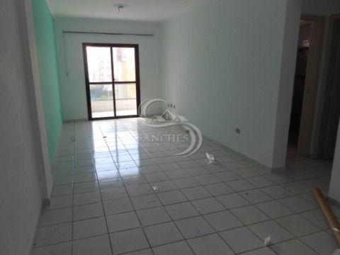 Apartamento 2 Dormitórios sendo 1 suite  em Praia Grande- Ocian