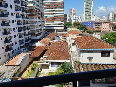 Apartamento 1 Dormitório em Praia Grande - Vila Guilhermina