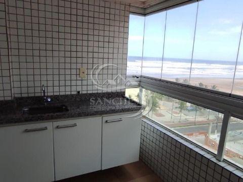 Apartamento 2 Dormitórios sendo suítes  em Praia Grande - Campo da Aviação