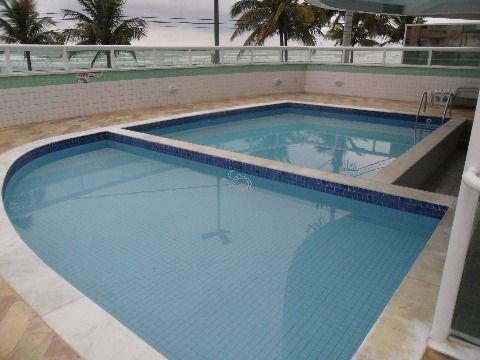 Apartamento 2 dormitórios sendo 1 suite em Praia Grande - Jardim Real