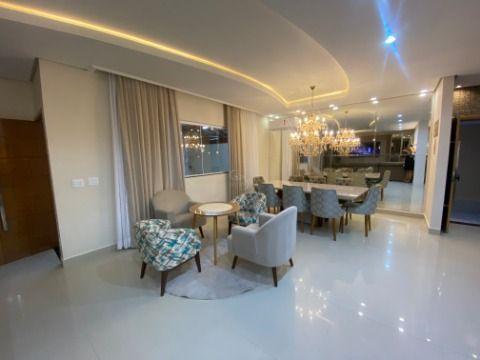 Casa Nova de Alto padrão 4 Dormitórios sendo 3 suítes em Praia Grande Balneário Florida