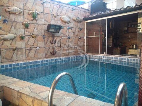 Casa Geminada 2 Dormitórios em Praia Grande - Balneário Maracanã