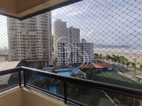 Apartamento 3 Dormitórios sendo 1 suite  em Praia Grande - Campo da Aviação