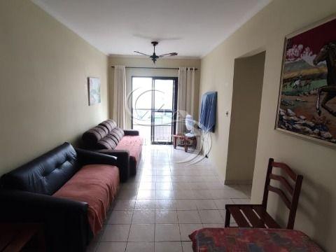 Apartamento 1 Dormitório  em Praia Grande - Campo da Aviação