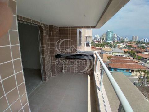 Apartamento Novo 2 Dormitórios sendo 1 suite em Praia Grande - Canto do Forte