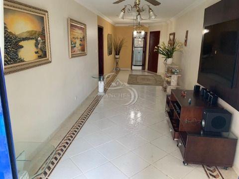 Apartamento 3 Dormitórios sendo 1 suite  em Praia Grande - Vila Guilhermina