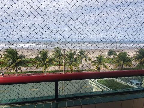 Apartamento 2 Dormitórios sendo 1 suite  em Praia Grande - Balneário Maracaná