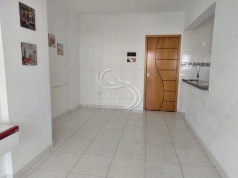 Apartamento 2 dormitórios sendo 1 suite na Praia Grande - Campo da Aviação