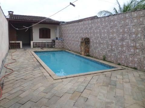 Casa Geminada 2 Dormitórios sendo 1 suite em Praia Grande - Jardim Imperador