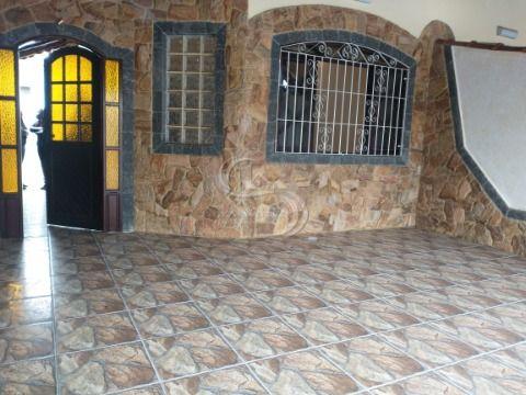 Casa Geminada 2 Dormitórios sendo 1 suite em Praia Grande - Vila Mirim