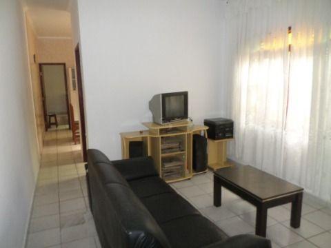 Casa Geminada 2 Dormitórios  sendo 1 suite em Praia Grande- Balneário Maracanã