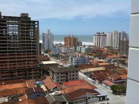 Apartamento  2 dormitórios sendo suítes em Praia Grande - Ocian